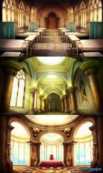 Interior_Infinite Adventures by CiCiY