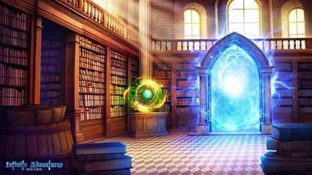 Portal Room_Infinite Adventures by CiCiY