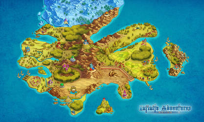 Trinity Map_Infinite Adventures by CiCiY