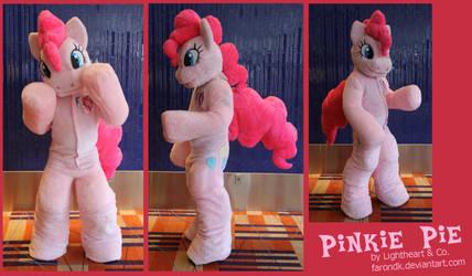 Pinkie Pie Fursuit by farondk