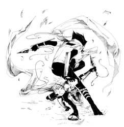 Naruto-MISSION ONE:ANBU STRIKE by nuu