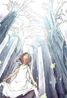 Star Stealing Girl by nuu