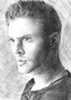 Jensen Ackles by kshapiro