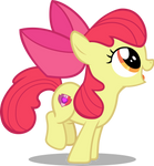 Apple Bloom (My brother has a crush!) by Hendro107