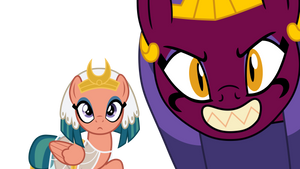Somnambula and Sphinx by Hendro107