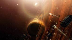 Coraabia planet by DanielSpacek