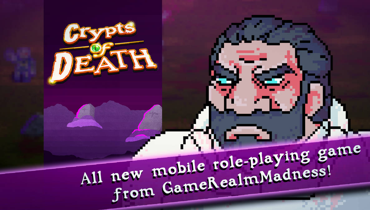Crypts of Death: Mobile Game by akakaone