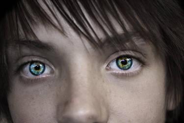 Earth Eyes by LoverDgirlA1065