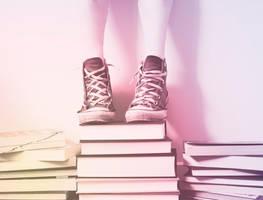 Books Help You Grow by LoverDgirlA1065