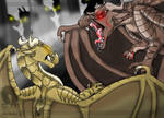 Battle for the Throne Redraw by Londonox