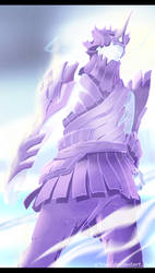 Naruto 696 - Absolute Susano by X7Rust