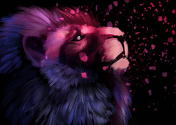 Lion by Deltazz