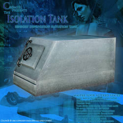 Crom131 Present's The Isolation Tank by crom131