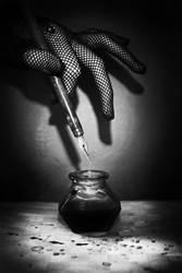 La delicate dedicace by Feebrile