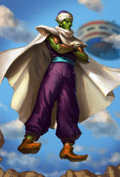 Piccolo by WilWhalen