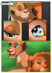 Comic -Love can't see any difference page.3 by salem20