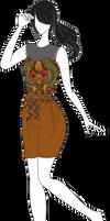 Fashion Hijab Batik 03 by NabellaDesign on DeviantArt