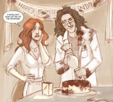 Happy birthday Linda! by SicilianValkyrie