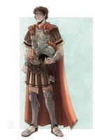 Comm: The Emperor by SicilianValkyrie