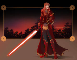 Comm: Sith by SicilianValkyrie