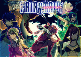 Fairy tail The Strongest Team by Takyya