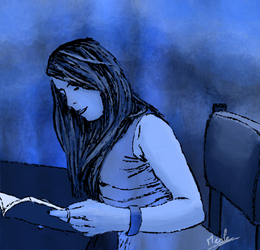 huevember2018 day19 - unplugged e-book by Merlefou