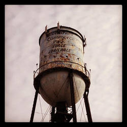 Water Tower Series: Allentown Commerce Park by agentpalmer