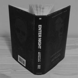 Black Album Inspired Cover for Enter Night by agentpalmer