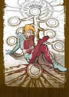 FMA - Edward Elric - Colored by Kieshar