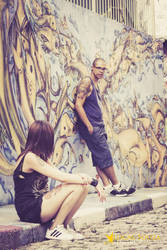 couple underground by kerigmaratto