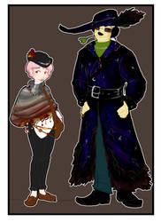 HL - Fall Fashions by Deegcakes