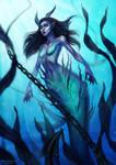 Mermaid for Mermay by Anastasia-berry