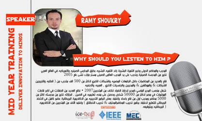 Ramy Shoukry by hamedmostafa