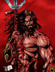AOD Guy by Brian COLORED by Voodoodwarf