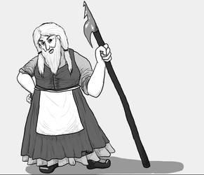Grandma Groa by dedicatedfollower467