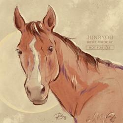 Hello mare! by rosiesinner