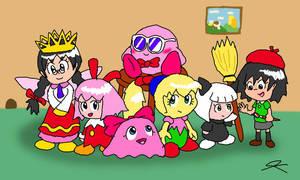CE: Kirby the Ladiesman by JK-Kino