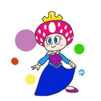 Prototype Princess Peach by JK-Kino