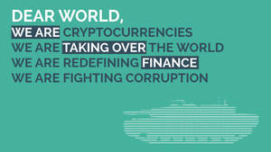 CryptoCurrencies are TAKING OVER! by DrasticRaven