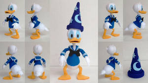 Spyrofoam Philharmagic Donald Duck by ToodlesTeam