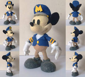 Magical Express Mickey Mouse by ToodlesTeam