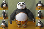 Po from Kung Fu Panda by ToodlesTeam