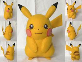 Pikachu by ToodlesTeam