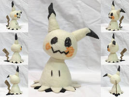 Mimikyu by ToodlesTeam