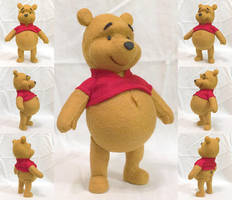 Winnie The Pooh by ToodlesTeam