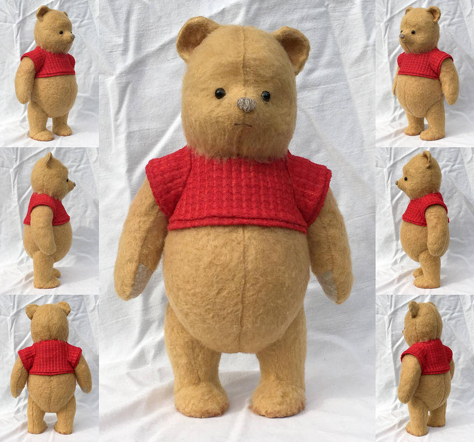 Winnie the Pooh from Christopher Robin by ToodlesTeam