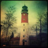 Pillau Leuchtturm by caie143