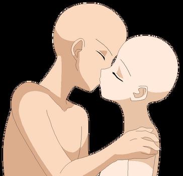 Request: Kiss VI by Piku-Seru
