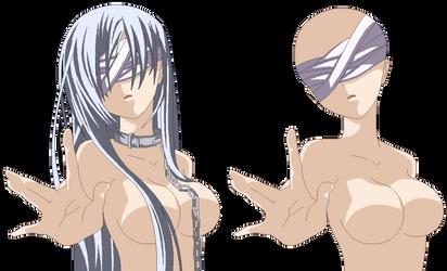 Request: Blindfold by Piku-Seru