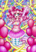 ..:: Pinkie Party ::.. by DayseRosi